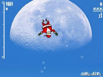 Картинка к игре Santa's fall