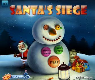 Santas siege картинка 1