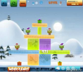 Картинка к игре Santas siege