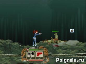 Картинка к игре Девушка против орков