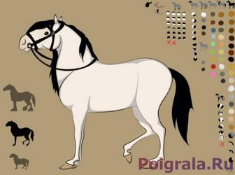 Картинка к игре Сделай лошадку