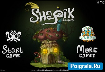 Игра Shapik The Quest