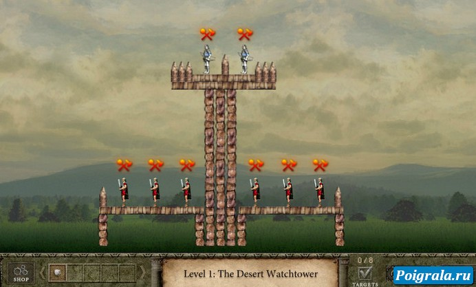 Картинка к игре Мастер осады