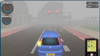 Симулятор вождения по городу картинка 1