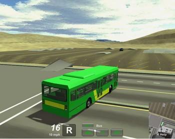 Картинка к игре Симулятор вождения автомобиля в 3д