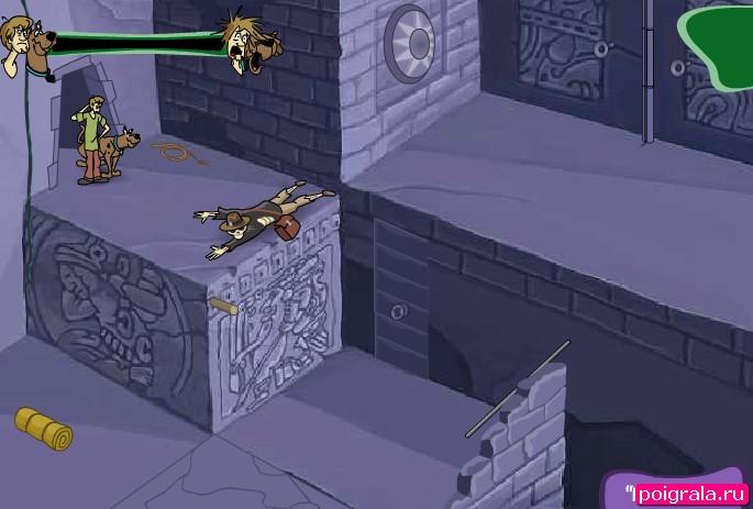 Картинка к игре Скуби Ду в затерянном храме