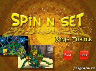 Картинка к игре Spin n set