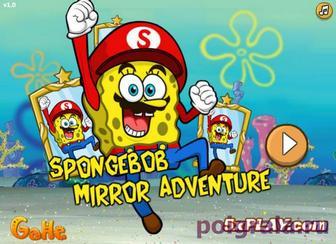 Игра Губка Боб большое приключение