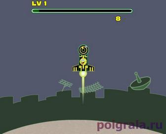 Картинка к игре Спанч Боб путешествие в космосе