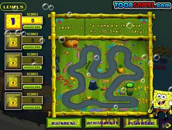 Картинка к игре Губка Боб 3d гонки