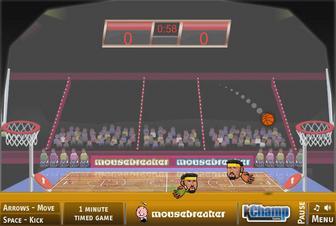 Спортивные головы баскетбол картинка 1