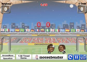 Игра Футбольные головы 2 чемпионат мира 2014