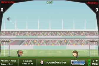 Картинка к игре Футбольные головы чемпионат мира