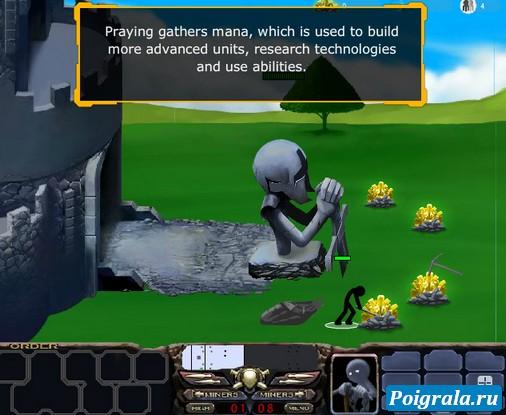 Картинка к игре Stick war 2