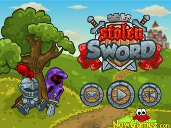 Украденный меч картинка 1