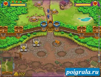 Картинка к игре Штурм замка