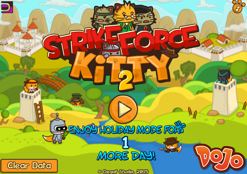 Strike force kitty 2 картинка 1