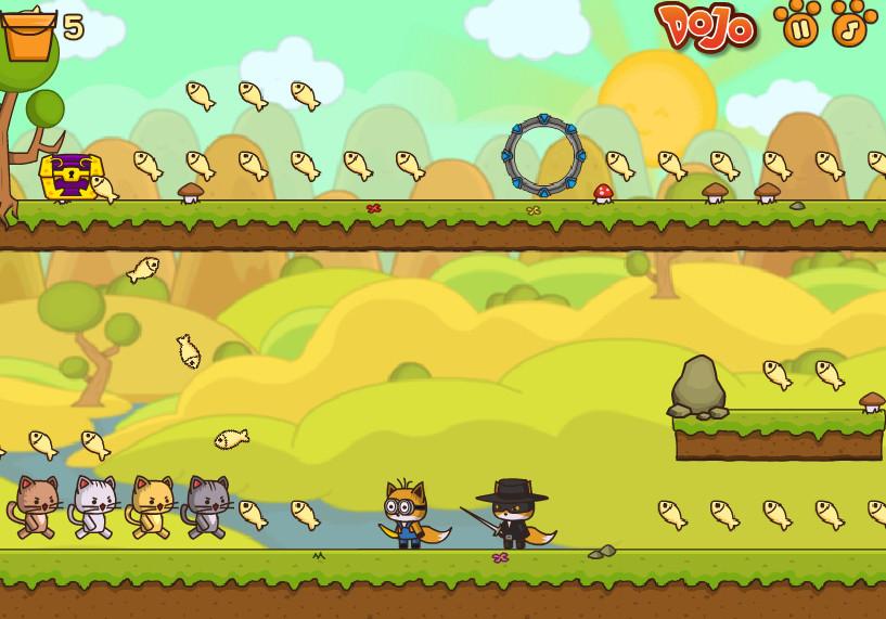 Картинка к игре Strike force kitty 2