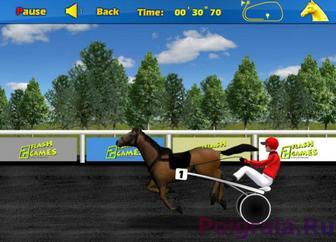 Картинка к игре Sulky Riders