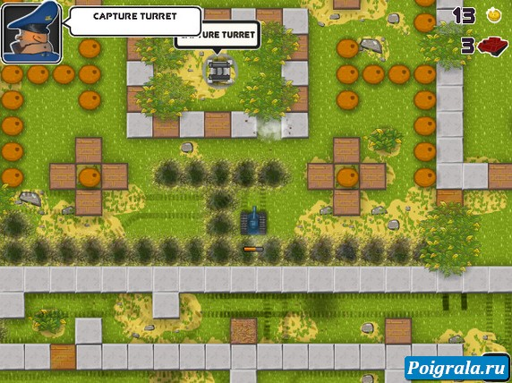 Картинка к игре Супер танки
