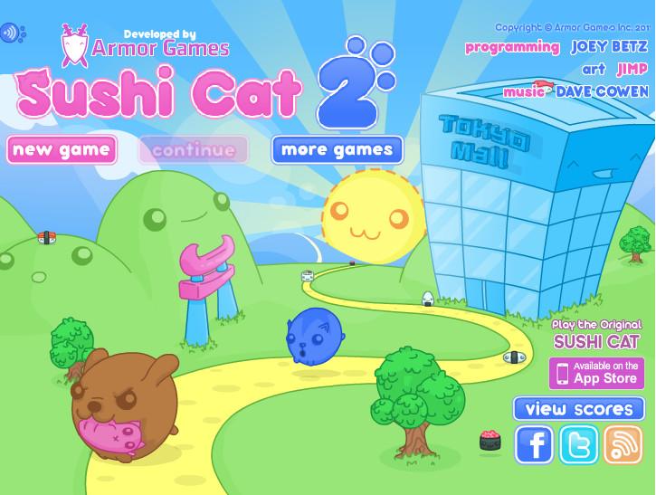 Суши кот 2 картинка 1