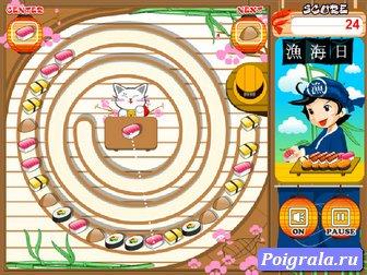 Картинка к игре Суши зума