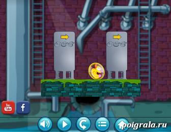 Картинка к игре Свомпи спасает утку