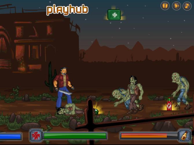 Картинка к игре Текила зомби