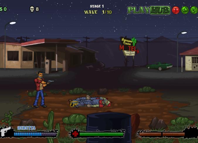 Картинка к игре Текила зомби 2