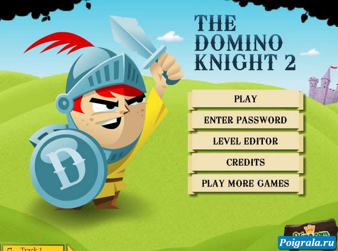 Игра Рыцарь домино 2
