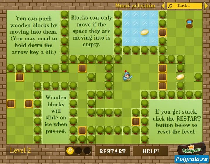 Картинка к игре Рыцарь домино 2