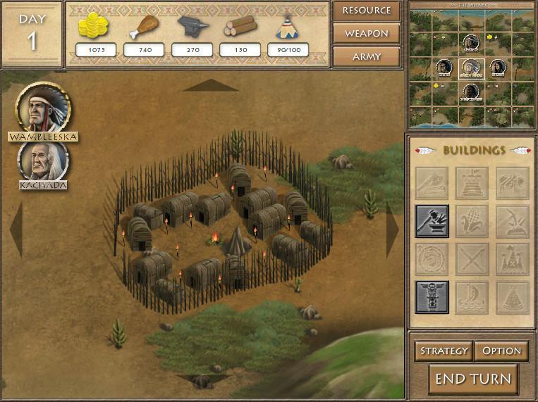 Картинка к игре Последняя деревня