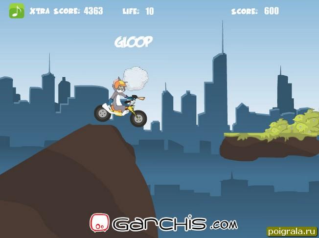 Том и джерри игры гонки на мотоциклах игры губка боб и его враги