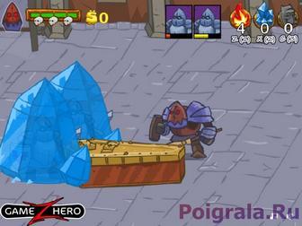 Картинка к игре Защитник гробниц