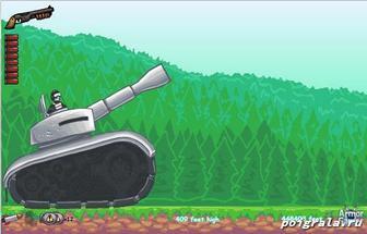Картинка к игре Запуск на дальность