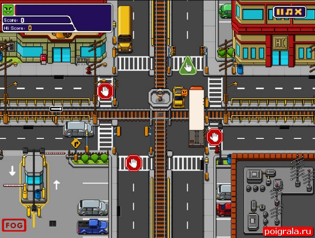 Картинка к игре Трафик мания