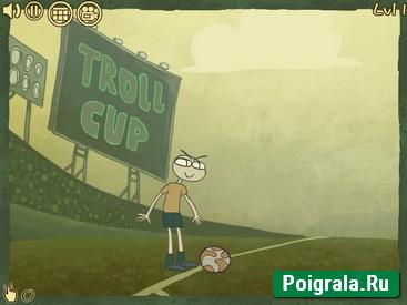Картинка к игре Троллфейс квест 5