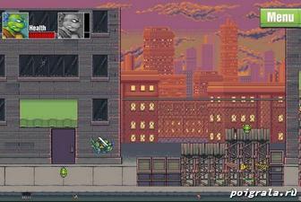 Картинка к игре Turtles double damage