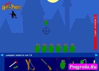 Картинка к игре Убей Гарри Поттера