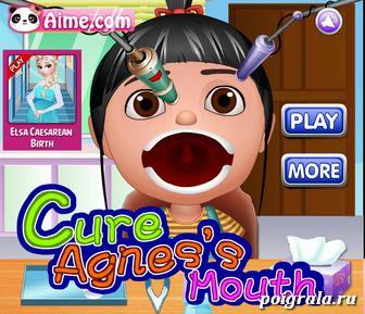 Агнес у стоматолога картинка 1