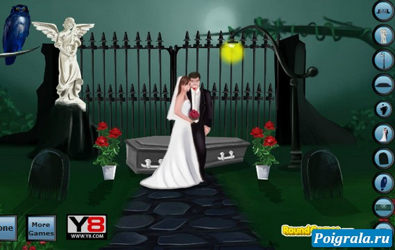 Картинка к игре Вампирская свадьба