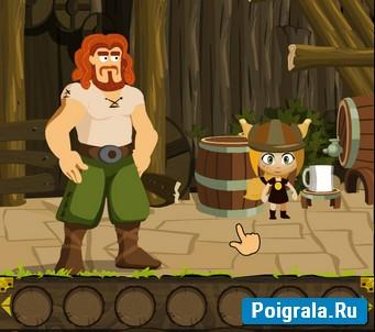 Картинка к игре Викинг квест