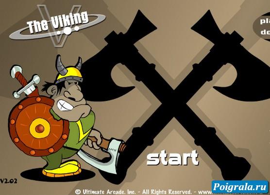 Викинг против рыцарей картинка 1