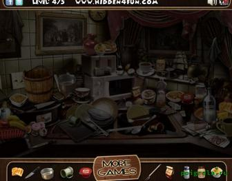 Картинка к игре В гостях у бабушки