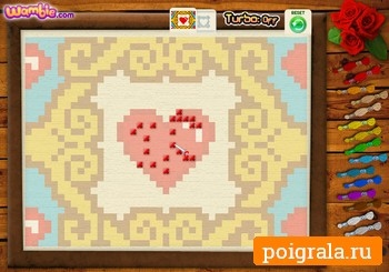 Картинка к игре Вышивание крестиком