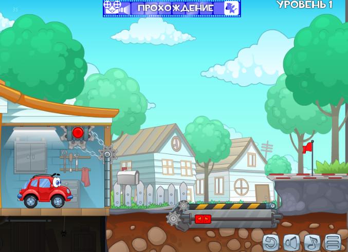 Картинка к игре Машинка Вилли 3