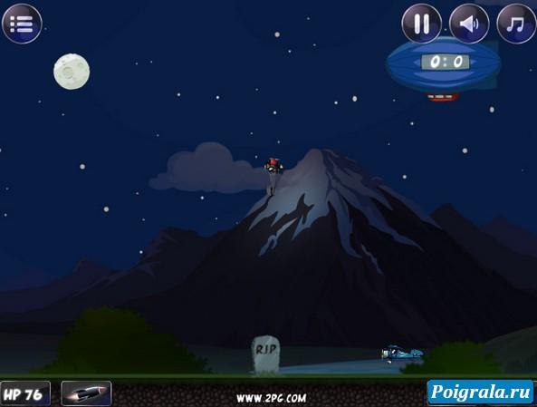 Картинка к игре Летающие пингвины