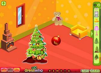 Картинка к игре Winter decoration