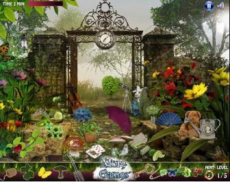 Игра Wonderland