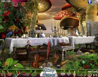 Картинка к игре Wonderland